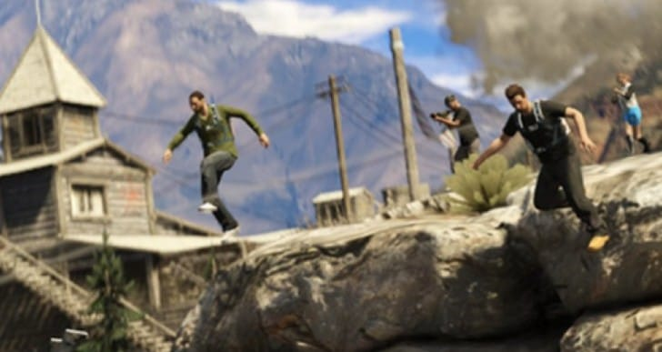 GTA V Heists delayed until 2014