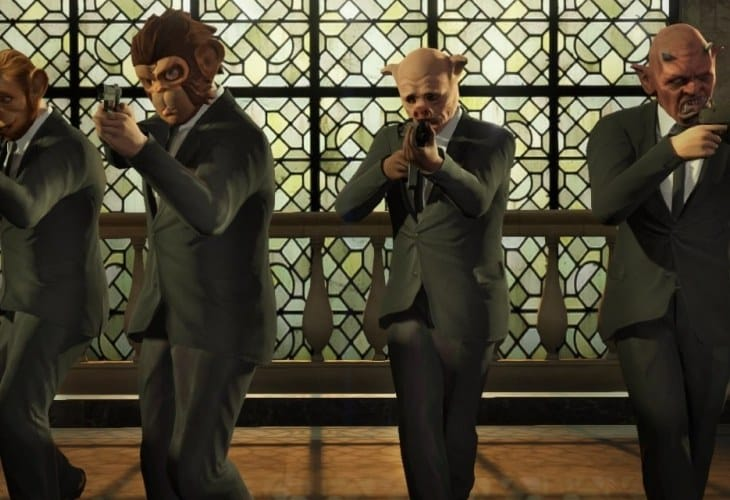 GTA V Heists demand prompts Rockstar statement