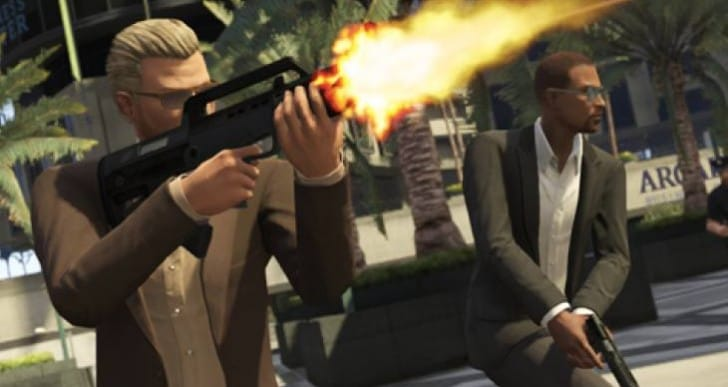 GTA V Heists release date conspiracy