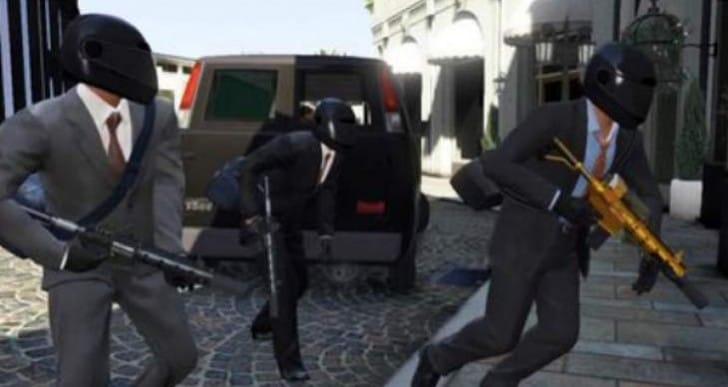 GTA V 1.17 Heists update incoming at last