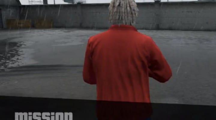 GTA V Heists gameplay from secret beta