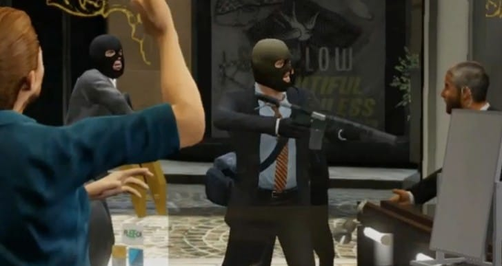 GTA V Heists status update after stimulus thrill
