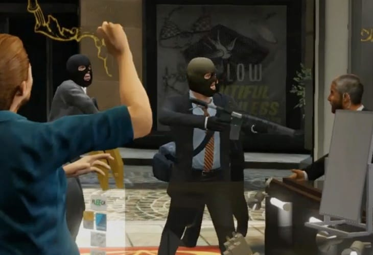 gta v heists status update after stimulus thrill � product