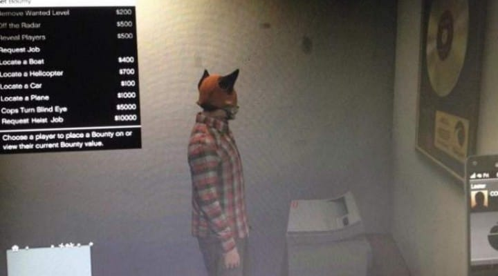 GTA V 1.18 Heists leaked menu isn't real