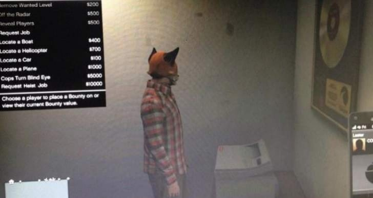 GTA V 1.18 Heists leaked menu isn't real