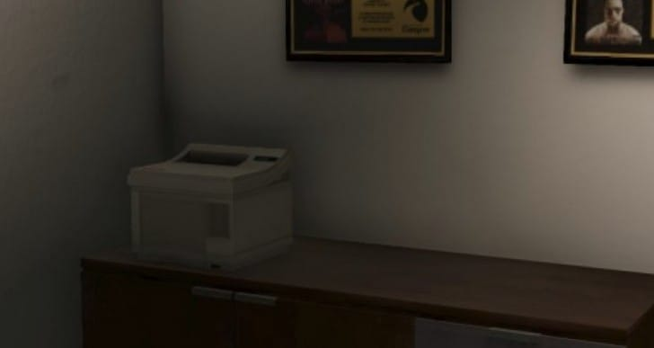 GTA V Heists needs printer to start