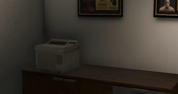 GTA V Heists needs printer to start