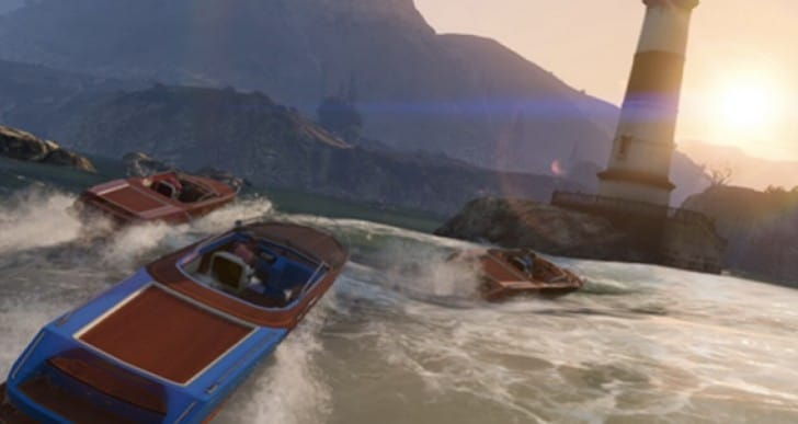 GTA V 1.09 PS4, 1.23 PS3 update features after Heists