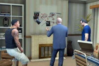 Are you planning Heists already?