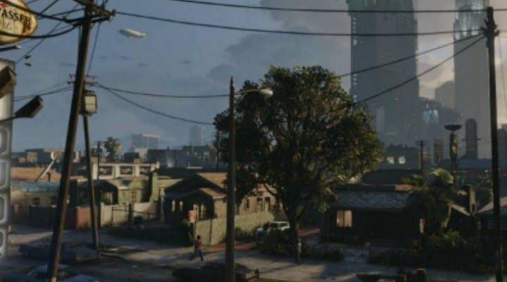 GTA V Heists PS4, Xbox One release Vs last-gen