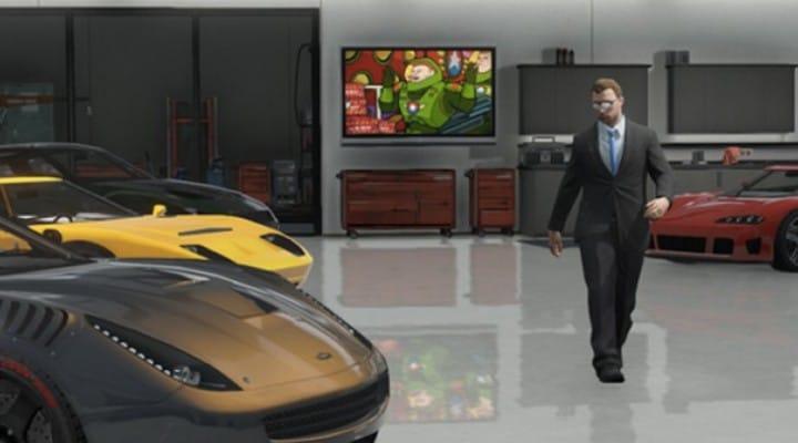 GTA V Heists release date hype for co-op