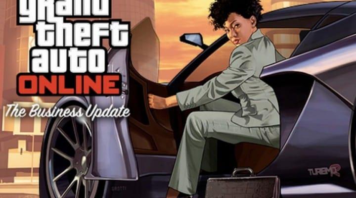 GTA V Heists prolonged by Business Update