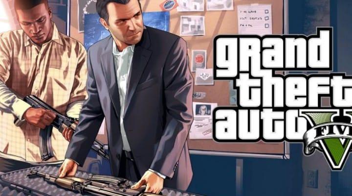 GTA V High Life and Heists merged