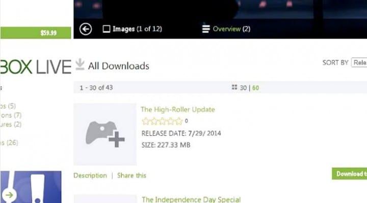GTA V High Roller update hype
