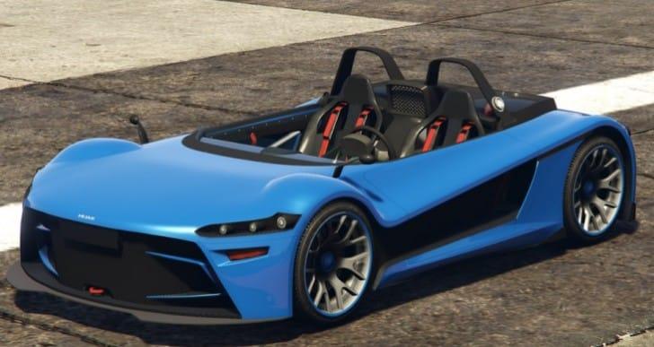 GTA V Hijak Ruston car release time this week