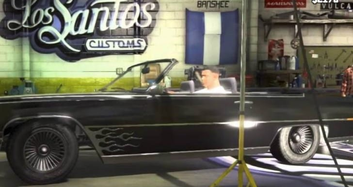 GTA V Hydraulics, Lowrider release likely