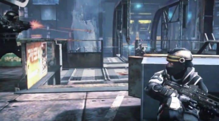 GTA V anticipation causes Killzone Mercenary change