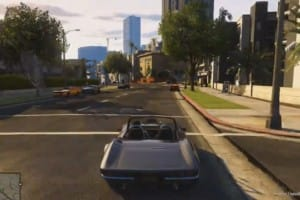 New Invetero Coquette Classic car in GTA Online