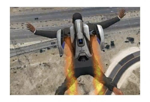 The Jetpack is coming to GTA V soon
