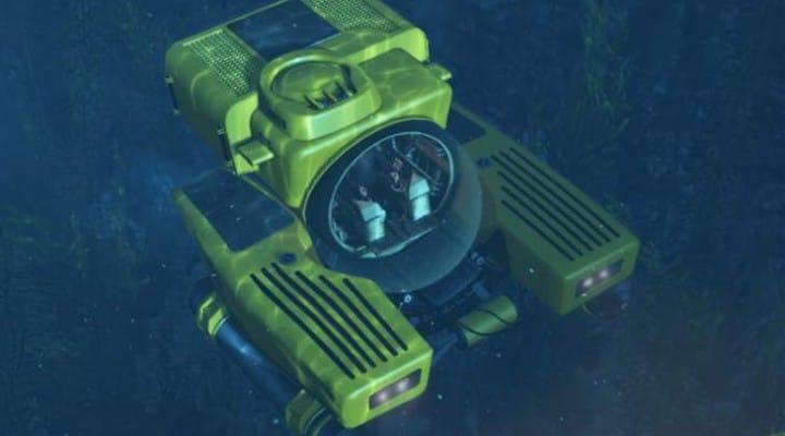 Unlock GTA V Kraken submarine for PS4, Xbox One