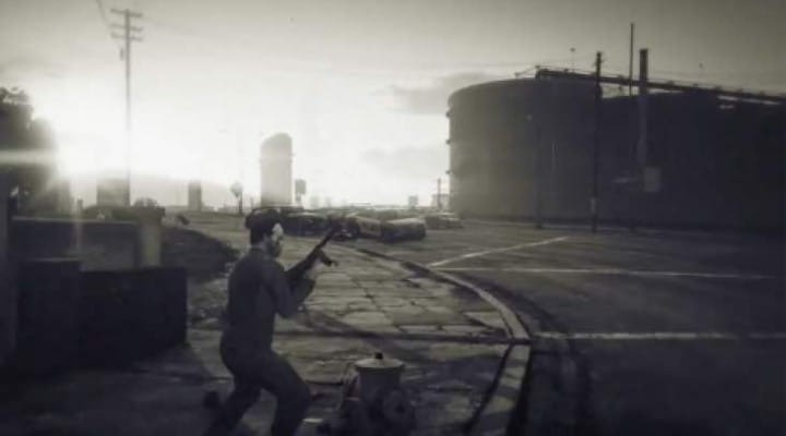 GTA V Murder Mystery solved with clue locations