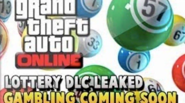 GTA V Lottery DLC for free money
