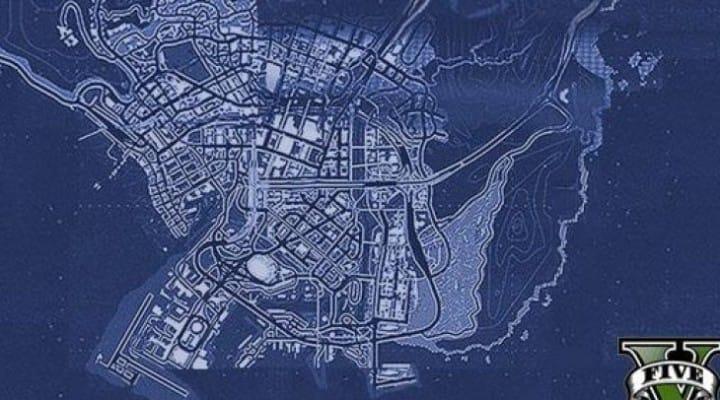 GTA V full map not confirmed by Rockstar