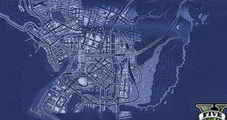 GTA V full map not confirmed by Rockstar