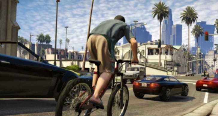 GTA V Xbox 360 sweeter with MS deal