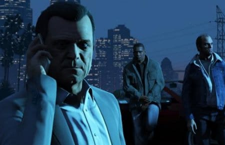 GTA V midnight queues could be trouble..