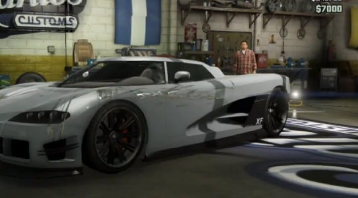 GTA V 1.11 money glitch with Pegasus