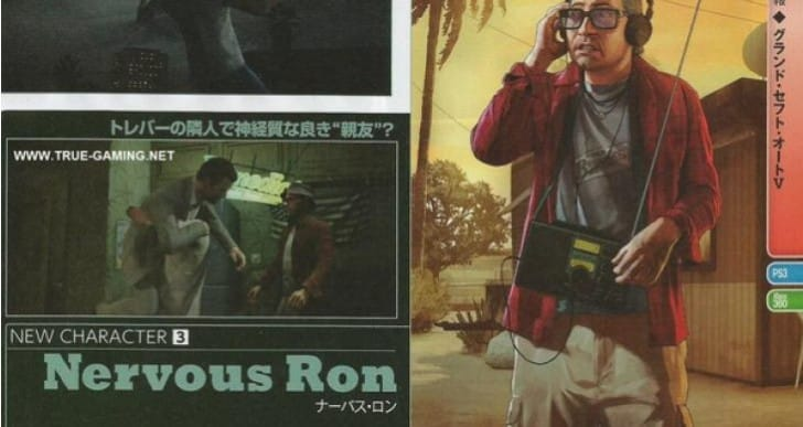 GTA V imagery shows new characters, jets