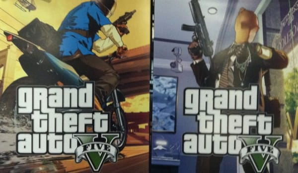 GTA V unseen artwork tease before trailer 3