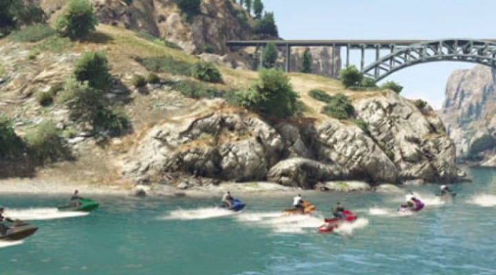 GTA V online fixes needed with 1.05 patch