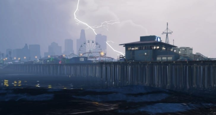 GTA V new eye candy before E3 2013 reveal