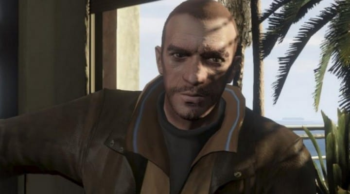 GTA V PC release hype after Niko Bellic mod