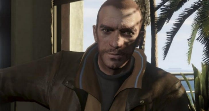 GTA V PC release hype after Niko Bellic mod