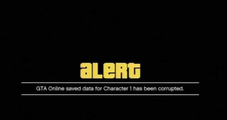 GTA V Online servers down, not working today