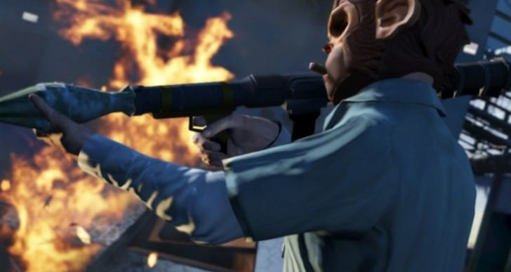 GTA V Online heists money as last resort following 1.04