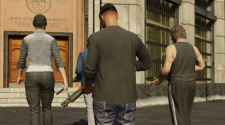 GTA V Online Heists payout could be massive