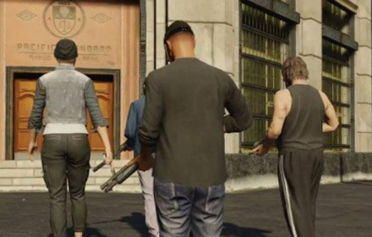 gta 5 online heists payout