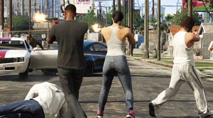 GTA V Heists DLC launch clue by server work