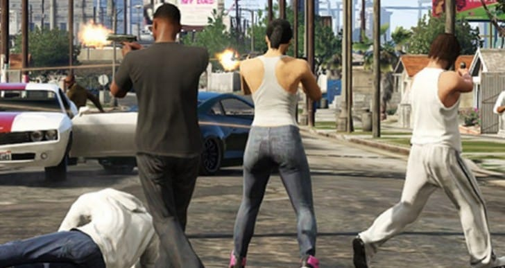 GTA V Heists DLC launch clue by server work