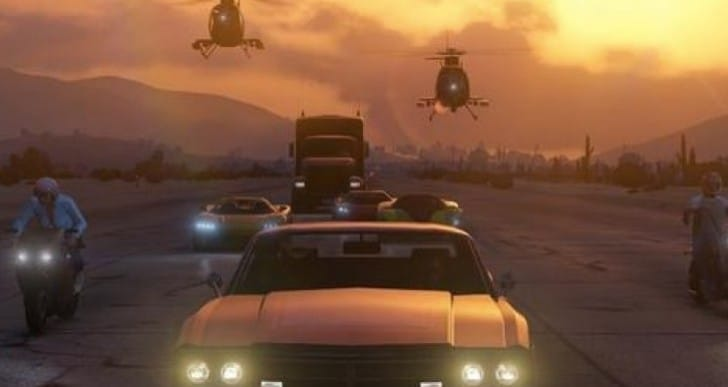 GTA V PC possibilities vs. PS4 and Xbox One