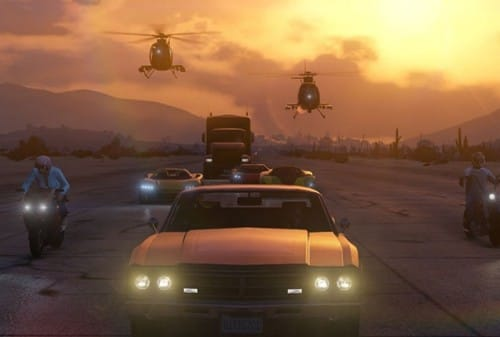 GTA Online is going to be immense..