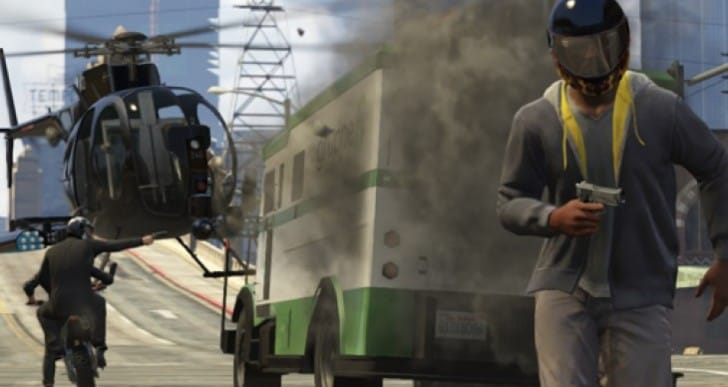 GTA V Online release time countdown with tips