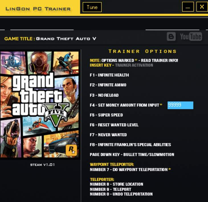 Laptop News: download gta v trainer