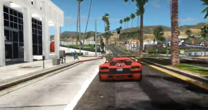 GTA V PC release patience with amazing mod