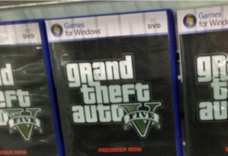 Gta 5 release date pc