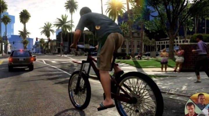GTA V update on PC release date in 2014